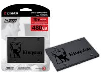 SSD 480GB 2.5 SATA III A400 6Gb/s SA400S37/480G  KINGSTON