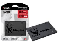 SSD 120GB 2.5 Sata III A400 6Gb/s  SA400S37/120G KINGSTON
