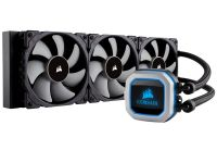 Water Cooler Corsair H150i PRO RGB Radiador 360mm CW 9060031 WW  - foto 6