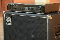 Amplificador Ampeg B2 ( Made in USA )  - foto principal 1