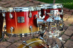 Bateria Yamaha Birch Custom Absolute ( Handcrafted in Japan )  - foto principal 1
