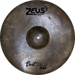 Prato Zeus Bent Natural Crash 17''  - foto principal 1