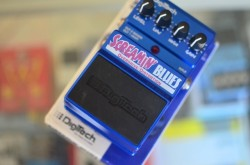 Pedal Digitech Screamin Blues  - foto principal 1