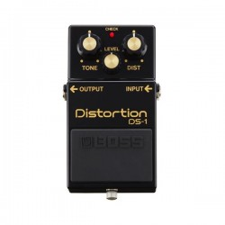 Pedal BOSS DS1 40Th Anniversary  - foto principal 1