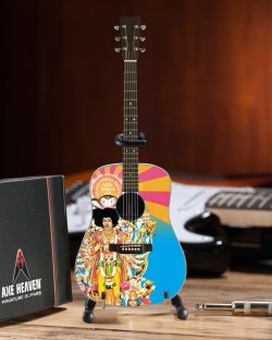 Miniature Guitar Collection Jimi Hendrix Axis Bold as Love  - foto principal 1