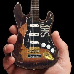 Miniature Guitar Collection SRV Fender Stratocaster  - foto principal 1