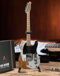 Miniature Guitar Collection Jeff Beck Esquire Telecaster  - foto principal 1