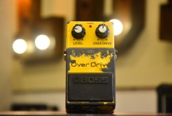 Pedal Boss Overdrive OD1 - Made in Japan  - foto principal 1