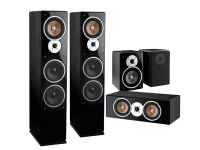 Conjunto Home Theater 5.0 - AMCP Grandee