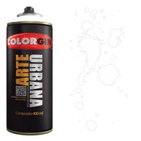 Spray Colorgin Arte Urbana 400ml - 944 Branco