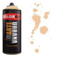 Spray Colorgin Arte Urbana 400ml - 941 Bambu