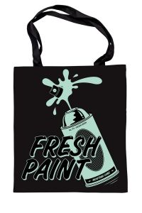 Montana Cotton Bag - Fresh Paint by Golden Green