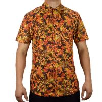 Camisa Grapixo Atlantic Laranja
