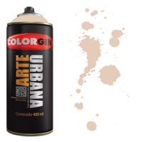 Spray Colorgin Arte Urbana 400ml - 949 Areia