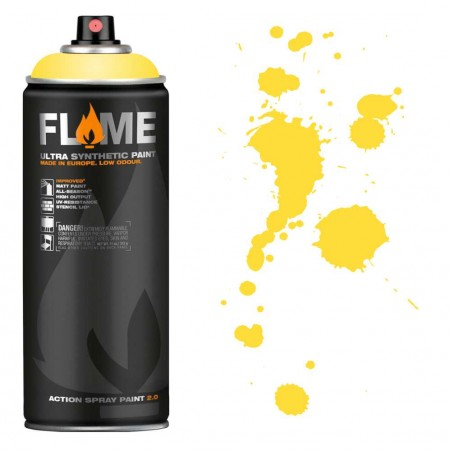 SPRAY FLAME ORANGE ZINK YELLOW-FO102  - foto principal 1