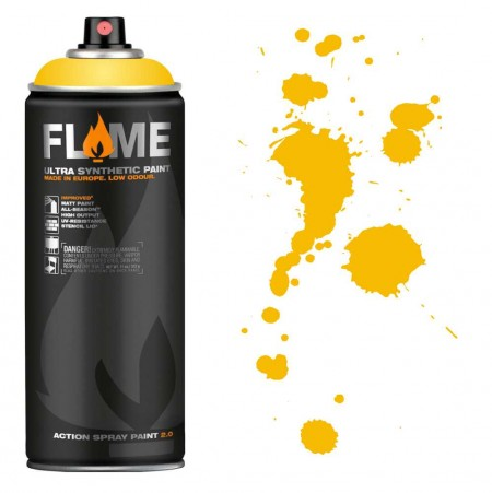 SPRAY FLAME ORANGE MELON YELLOW - FO110  - foto principal 1