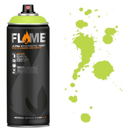 SPRAY FLAME ORANGE KIWI LIGHT -FO640  - foto principal 1