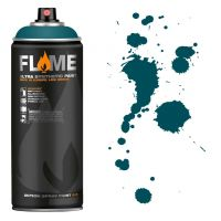 SPRAY FLAME ORANGE AQUA-FO618