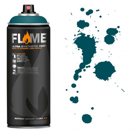 SPRAY FLAME ORANGE AQUA-FO618  - foto principal 1