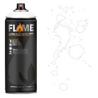 SPRAY FLAME ORANGE WHITE -FO900