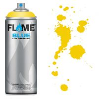 SPRAY FLAME BLUE SIGNAL YELLOW-FB106