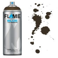 SPRAY FLAME BLUEDARK BROWN-FB738
