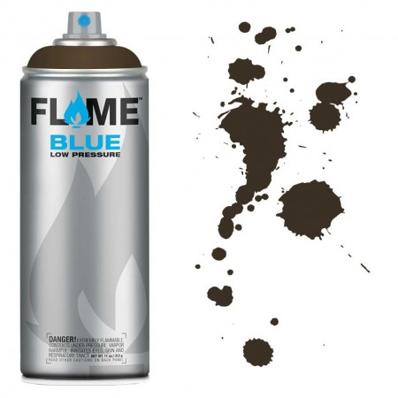 SPRAY FLAME BLUEDARK BROWN-FB738  - foto principal 1