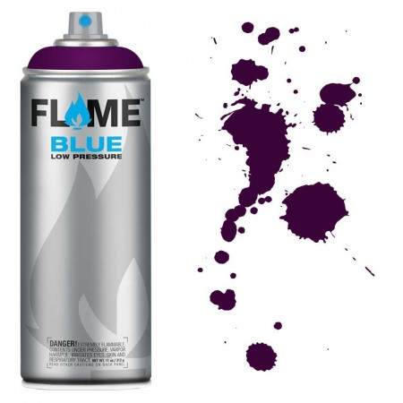 SPRAY FLAME BLUE TRAFIC PURPLE DARK-FB318  - foto principal 1
