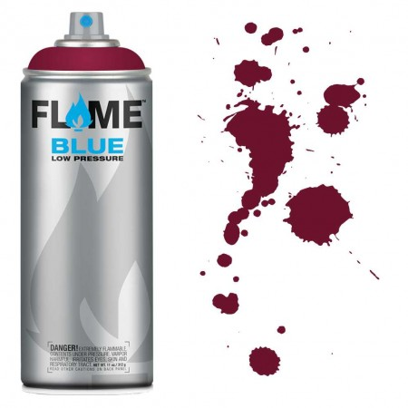 SPRAY FLAME BLUE BURGUNDY-FB320  - foto principal 1