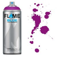 SPRAY FLAME BLUE TRAFFIC PURPLE-FB404