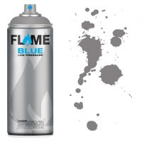 SPRAY FLAME BLUE DARK GREY NEUTRAL-FB840