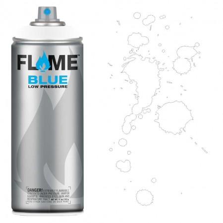 SPRAY FLAME BLUE PURE WHITE-FB900  - foto principal 1