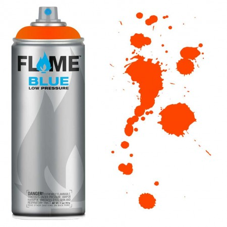 SPRAY FLAME BLUE FLUO ORANGE-FB1002  - foto principal 1