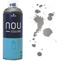 SPRAY NOU- PRETO TRANSPARENTE