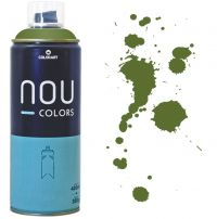 SPRAY NOU- VERDE CAQUI