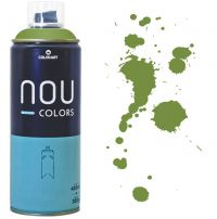 SPRAY NOU - VERDE TATU