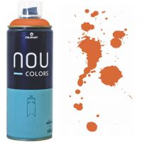SPRAY NOU - LARANJA ECO