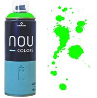 SPRAY NOU - VERDE LUMINISO