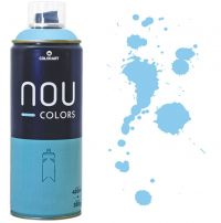 SPRAY NOU - AZUL CLARO