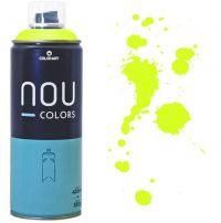 SPRAY NOU - AMARELO LUMINOSO