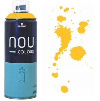 SPRAY NOU- AMARELO  MEDIO