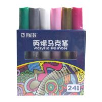 Sta Acrilic Painter - kit 24 cores