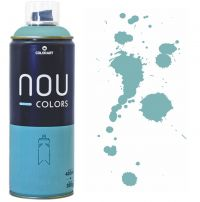 SPRAY NOU - VERDE MAR