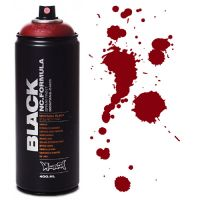 Spray Montana Black 400ml - BLK3062 Cardinal