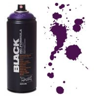 Spray Montana Black 400ml - BLK4060 Galaxy