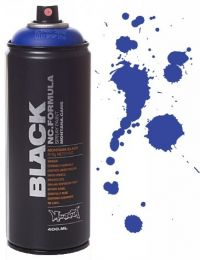 Spray Montana Black 400ml - BLK5080 Ultramarine