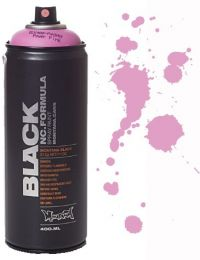 Spray Montana Black 400ml - BLK P4000 Power Pink