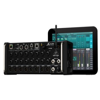 Mesa de som Digital Behringer X-AIR XR18
