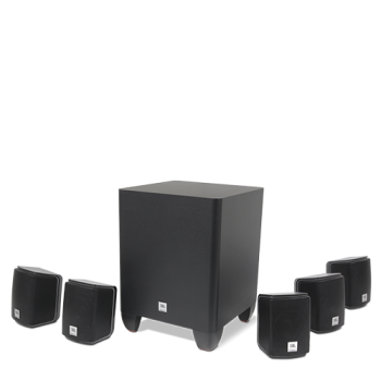 Kit Home Theater JBL Caixa Cinema 510