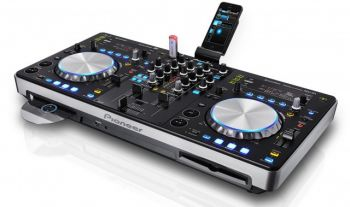 Controlador Pioneer XDJ R1 USB / CD / MIDI / Wireless